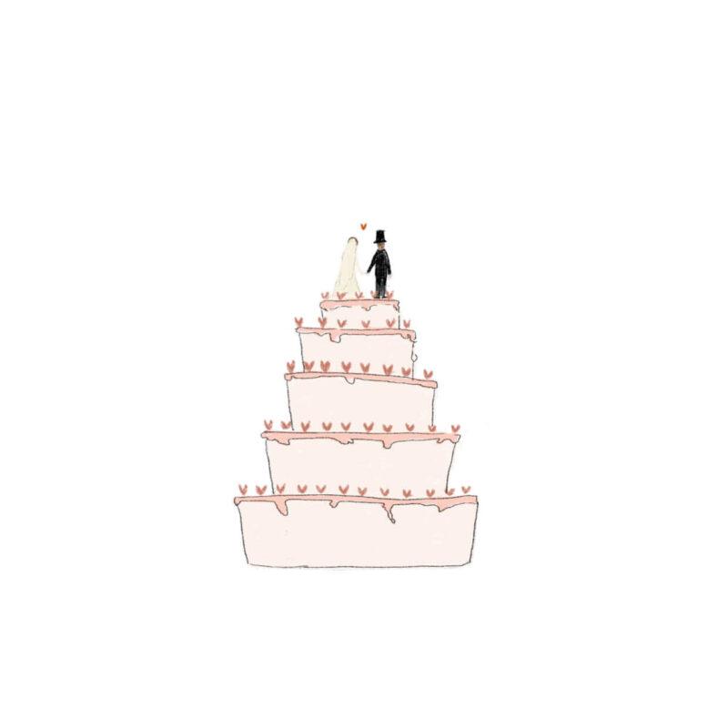 Happy Marriage – taart