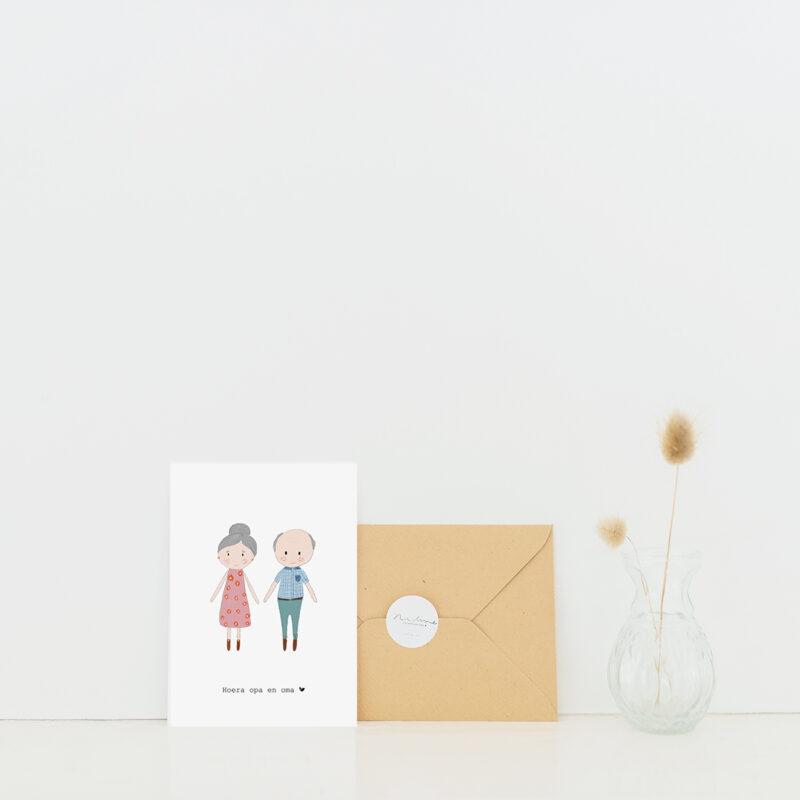 Set – Geboortekaartjes