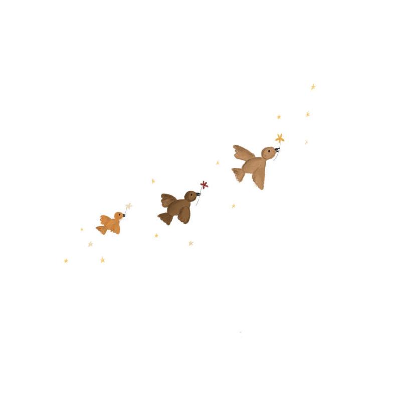 Sterkte – vogels